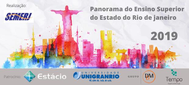 PANORAMA DO ENSINO SUPERIOR 2019