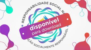 SELO INSTITUIÇÃO SOCIALMENTE RESPONSÁVEL 2020-2021 JÁ ESTÁ DISPONÍVEL PARA DOWNLOAD
