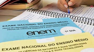 INEP ANUNCIA RESULTADOS DO ENEM 2020, MAS CANDIDATOS ENFRENTAM DIFICULDADES PARA ACESSAR PÁGINA