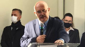 MINISTRO DA EDUCAÇÃO DIZ QUE ENEM 2021 PODE SER 'EM OUTUBRO, NOVEMBRO'