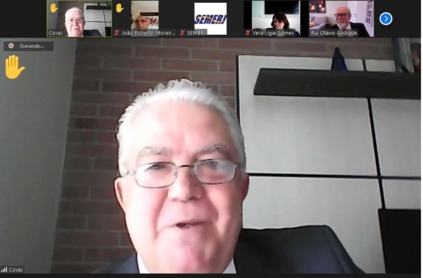 Covac 10-10 – Episódio: Avaliação virtual de cursos e IES por Dr. José Roberto Covac